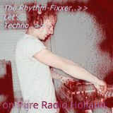 The Rhythm Fixxer on Pure Radio Holland 15-02-2017