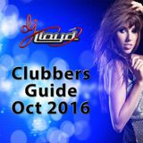 DJ Lloyd - Clubbers Guide Promo Mix