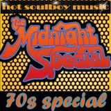 midnight special of the 70s  with very rare.