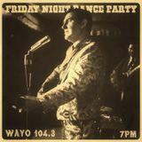 Friday Night Dance Party - December 1, 2017 WAYO 104.3
