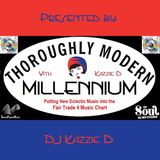 Thoroughly Modern Millennium 22 February 2015 - With Kazzie D