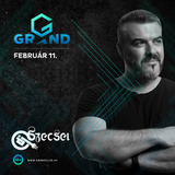 2017.02.11. - Szecsei b2b Strong R. - GRAND Club, Budapest - Saturday
