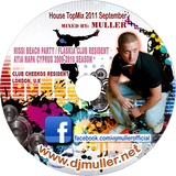 House TopMix 2011 September - mixed by Muller | www.djmuller.net