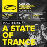 David Gravell live @ A State of Trance 700 Sydney - 07.02.2015