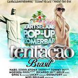 dj's Tommy vs Ricardo @ Tentaçao Brasil 28-06-2014