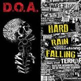 "DOA ""Hard Rain Falling"" is the Featured Album, plus Doors, Eastfield, Citizen Fish, Damned and more"