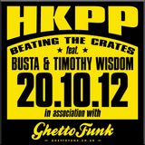 Beating The Crates 20121020