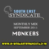SES Monthly Mix September 2011