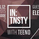 IN:TNSTY PODCAST   episode II : Elektrikall