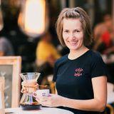 """Таємниці приготування кави від Наталки Остап'юк у """"Ранковій панорамі"""""""