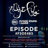 Aly and Fila - Future Sound Of Egypt 485 (27.02.2017)