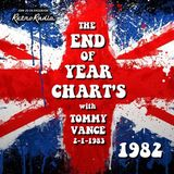 End of Year Chart - 1982 - Tommy Vance - 2-1-1983