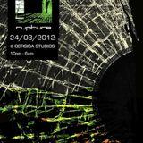Rupture @ Corsica Studios [24.03.12]