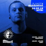 Planet V Radio Show on Bassdrive with  Nitri - May 2018