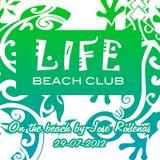 On The Beach 29-07-2012