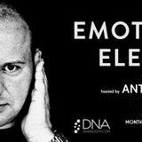 Anton Fielding (ECHOMEN) Emotions Electric Radio Show October 2016