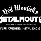 073011, Neil Wonnell's Metalmouth, Neil Wonnell, Chicago , WMSC 90.3, Old School Thrash