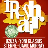 Yoni Glasius Live @ Fresh Air, Club Stalker Haarlem 7-9-2012
