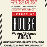 Pat Drury's History Of House Music Old Skool/Classics Promo CD Mix