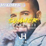 Mixdays Summer Promo // @jakehaleydj