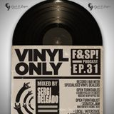Funk & Sugar, Please! podcast 31 by Sergi Delgado - Only Vinyl