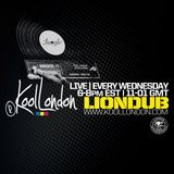 LIONDUB - 10.28.15 - KOOLLONDON [JUNGLE DRUM & BASS PRESSURE]