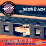 finest.mixing BEATS #03 - back to the 80´s MIX-1