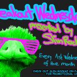 Freakout Wednesdaze January 2012 by Slin Rockaz