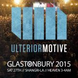 Ulterior Motive (Subtitles Records, Metalheadz) @ Rockwell sits in - DNB60, BBC Radio 1 (02.06.2015)