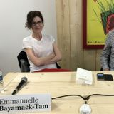 """Emmanuelle Bayamack-Tam """"Arcadie"""" (POL) - entretien GBoutouillet - Printemps du livre, Grenoble 2019"""