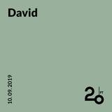 David @ 20ft Radio - 10/09/2019