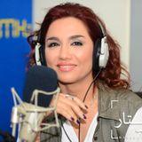 AL Madina FM Al Moukhtar (20-04-2016) مقابلة الفنانة رنا شميّس