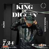 MURO presents KING OF DIGGIN' 2019.07.24 『DIGGIN' 久保田利伸』
