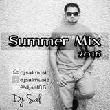 Summer Mix 2016 [Mixed by Dj Sal]