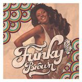 FUNKY BROWN first mixtape