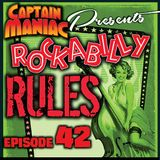 Episode 42 CMS / Rockabilly Rules