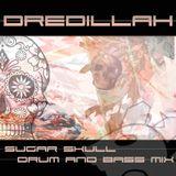 Dredillah - Sugar Skulls DnB Mix
