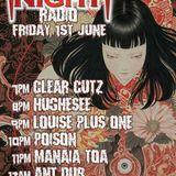 Fright Night Radio 1st June - Martin Poison