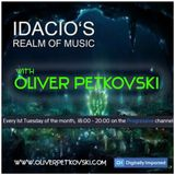 Idacio's Realm Of Music*094* (Jan 2017) w/Oliver Petkovski on Digitally Imported Progressive Channel