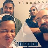 The Pick Show #35 (Klangbox.fm) special guest LUMIN 11/11/15