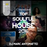 Traxsource Top Soulful House 2016 presented by Tokyo Knights