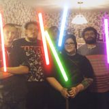 *HEAVY SPOILERS* STAR WARS THE FORCE AWAKENS AFTER PARTY