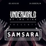 Samsara - Underworld Radioshow Episode #7 @ Fnoob Techno Radio