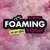 IFF Presents Daniel Filletti - Its Foaming Fridays