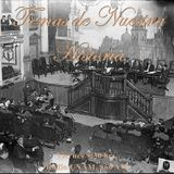 La convocatoria el Congreso Constituyente en 1916