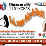 Programa E AÍ, Vamos Falar de Rock? 22/03/2016 Reginaldo Roddrigues
