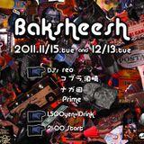 Mixed on Baksheesh @ club buddha 15.Nov.2011 part,2