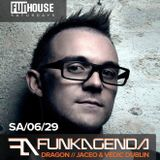 Funkagenda - Live at Beta Nightclub (Denver) - 29.06.2013