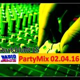 Radio-Club PartyMix@DarkMaN LS 02.04.2016