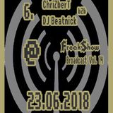 ChriZberT b2b DJ Beatnick - Live at FreakShow Broadcast Vol. 14 (23.06.2018 @ Mixlr)